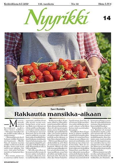 Nyyrikki Lehti